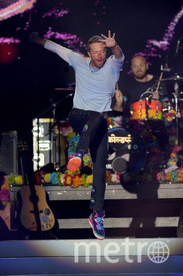 большой концерт в Манчестере 4 июня 2017 года. Фото Getty