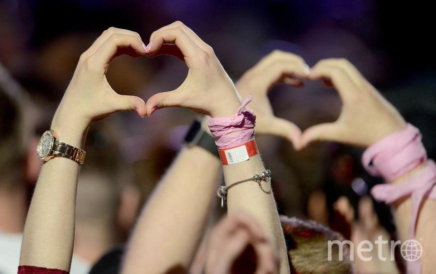 Ариана Гранде. Фото Getty