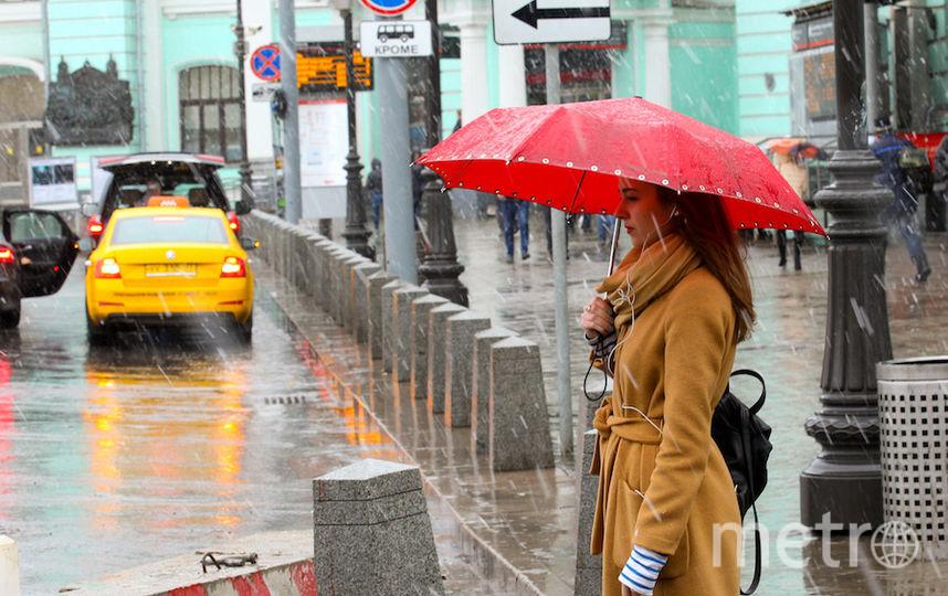 """Май в Москве стал самым холодным с начала века. Фото Василий Кузьмичёнок, """"Metro"""""""
