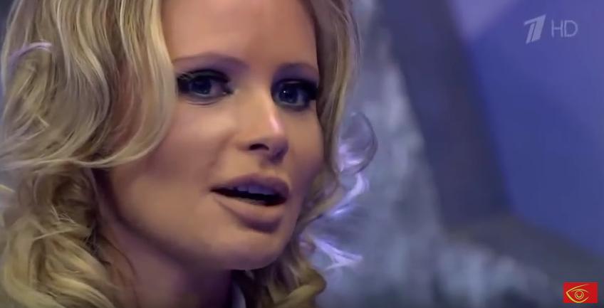 Дана Борисова требует от бывшего мужа вернуть ей ребенка. Фото Скриншот Youtube