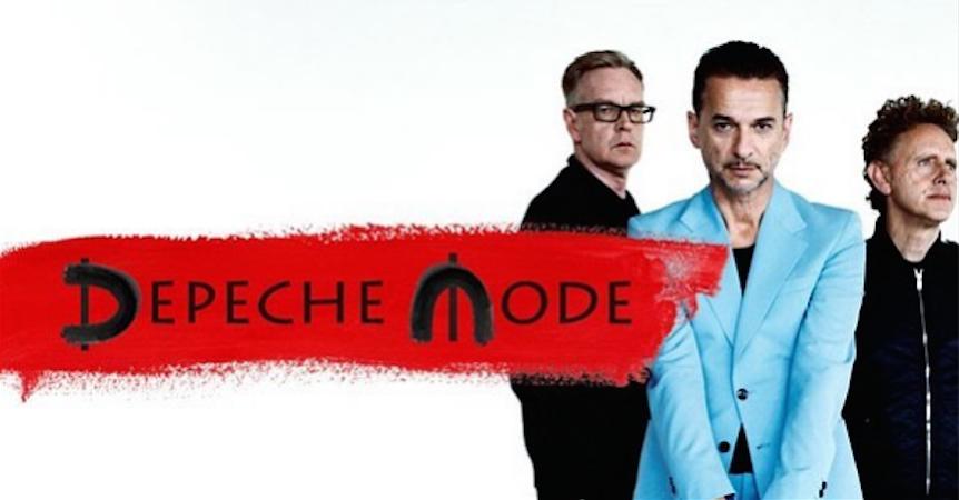 Depeche Mode. Фото Instagram @depechemode