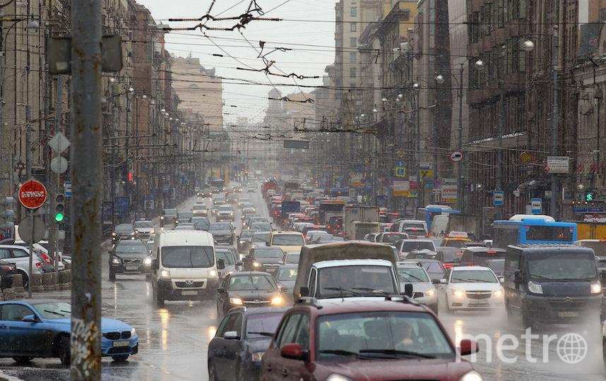 """В столице объявлено предупреждение о ливне и сильном ветре. Фото Василий Кузьмичёнок, """"Metro"""""""