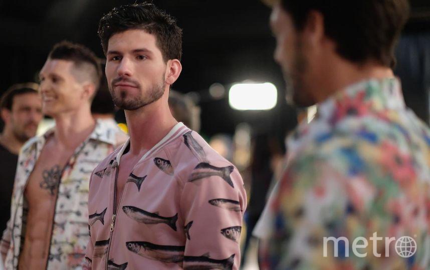 Необычную коллекцию представил модный перуанский дизайнер Yirko Sivirich. Фото Getty