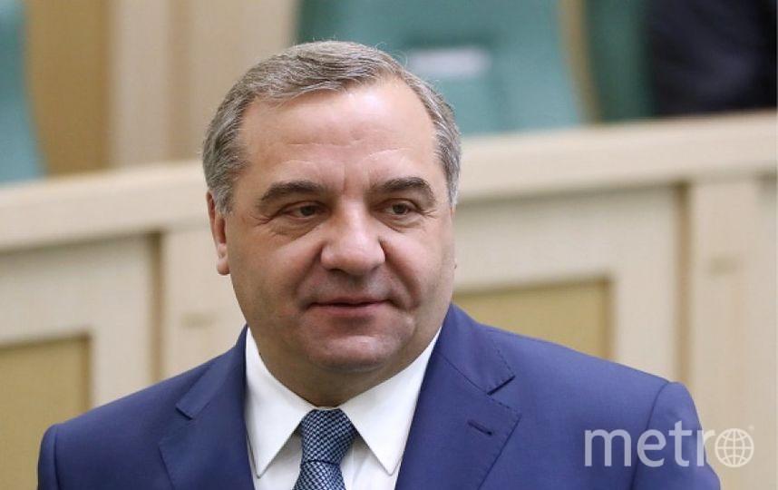 Владимир Пучков. Фото Getty