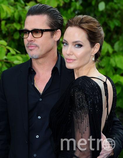 Анджелине Джоли 42: Лучшие фото актрисы. Фото Getty