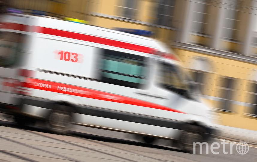 """19-летняя девушка скончалась в Москве, покрасив волосы. Фото Василий Кузьмичёнок, """"Metro"""""""