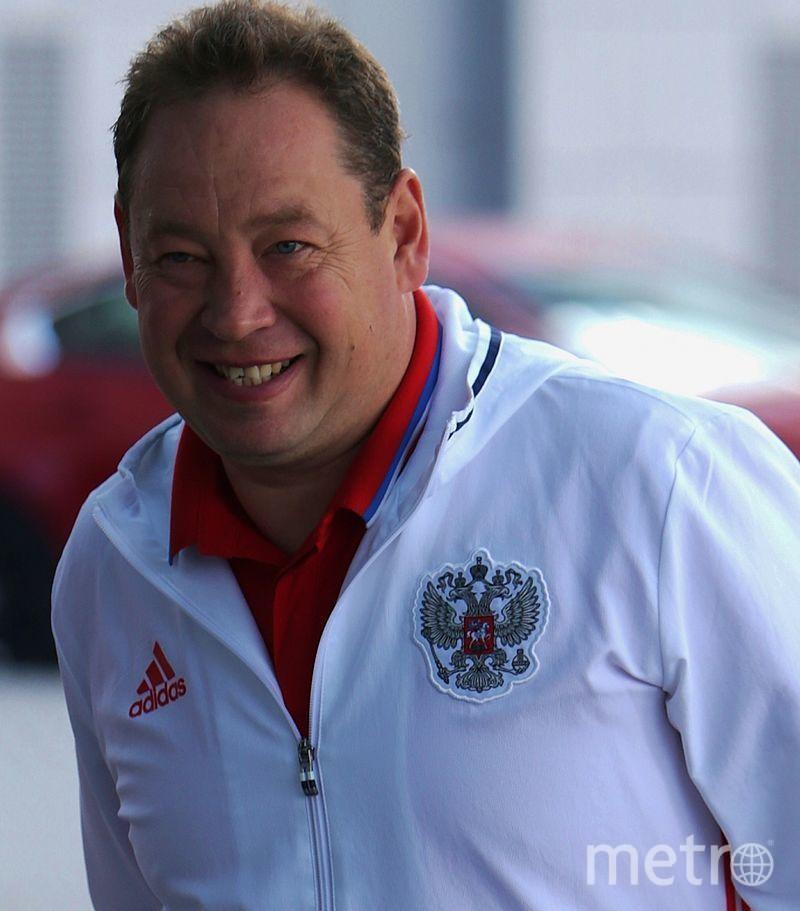 Леонид Слуцкий. Фото Wikipedia/Дмитрий Голубович - soccer.ru