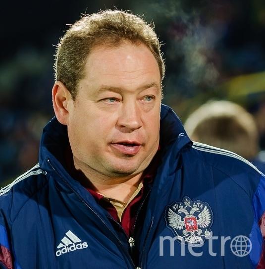 Леонид Слуцкий. Фото Wikipedia/Светлана Бекетова - soccer.ru