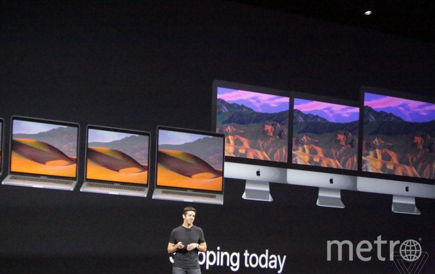 Новые iMac и MacBook. Фото Theverge.com