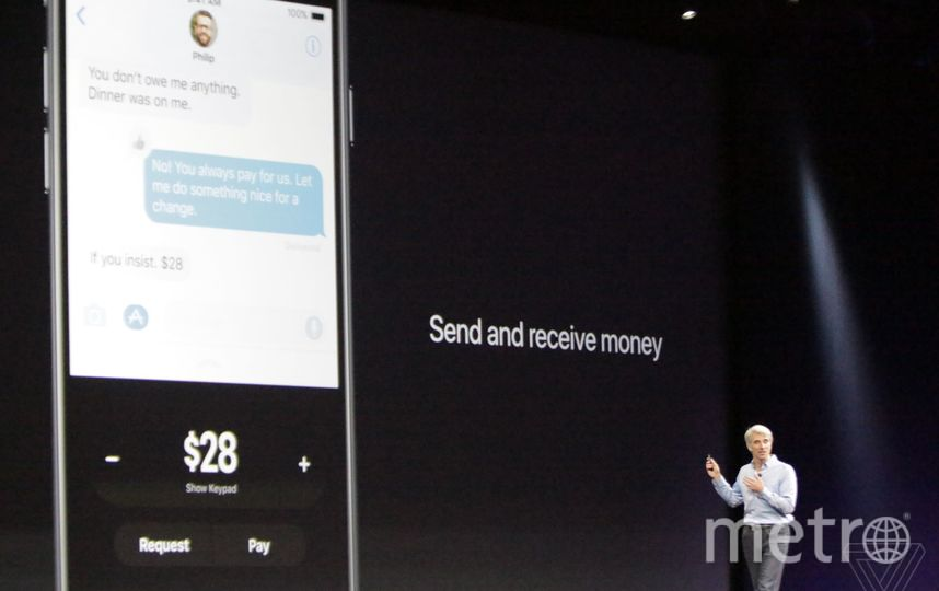 Apple Pay. Фото Theverge.com