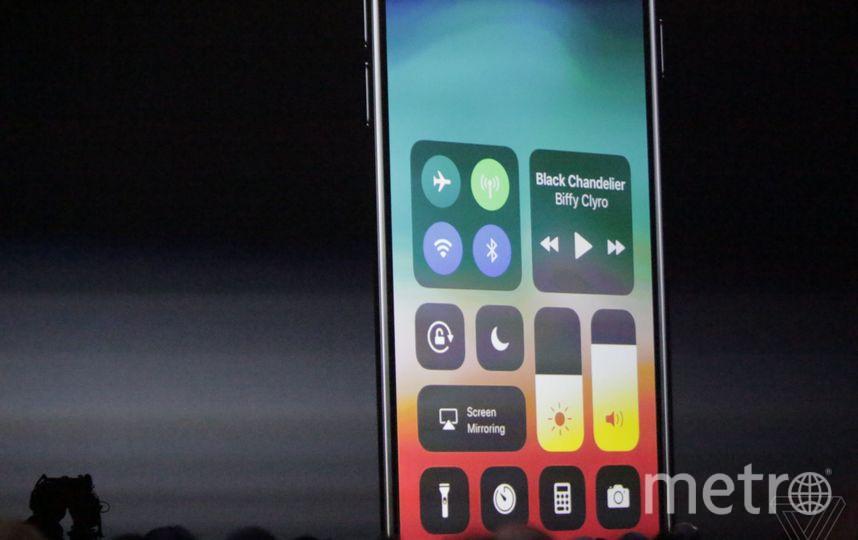 Обновлённая iOS. Фото Theverge.com