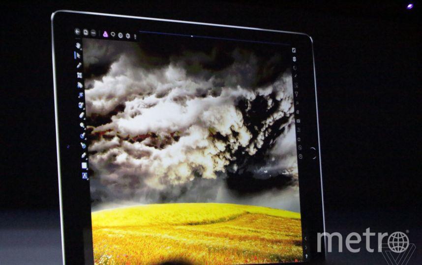 iPad Pro. Фото Theverge.com