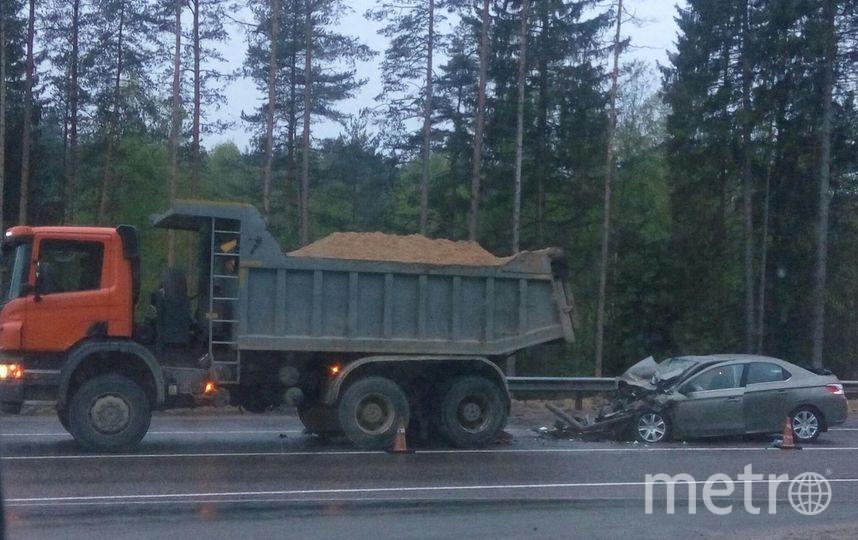 Всмертельном ДТП натрассе «Скандинавия» погибли два человека