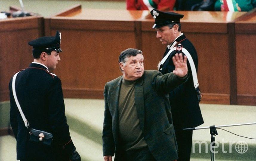 Тото Риина в 1993 году. Фото Getty
