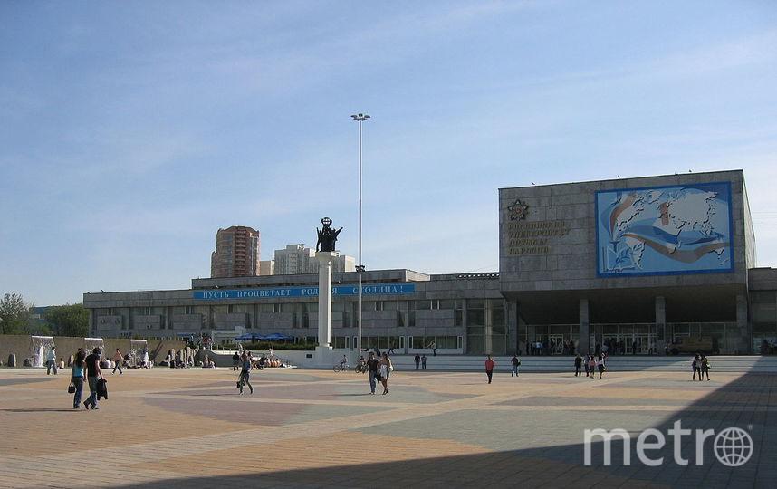 Российский университет дружбы народов. Фото Wikipedia/A.Savin