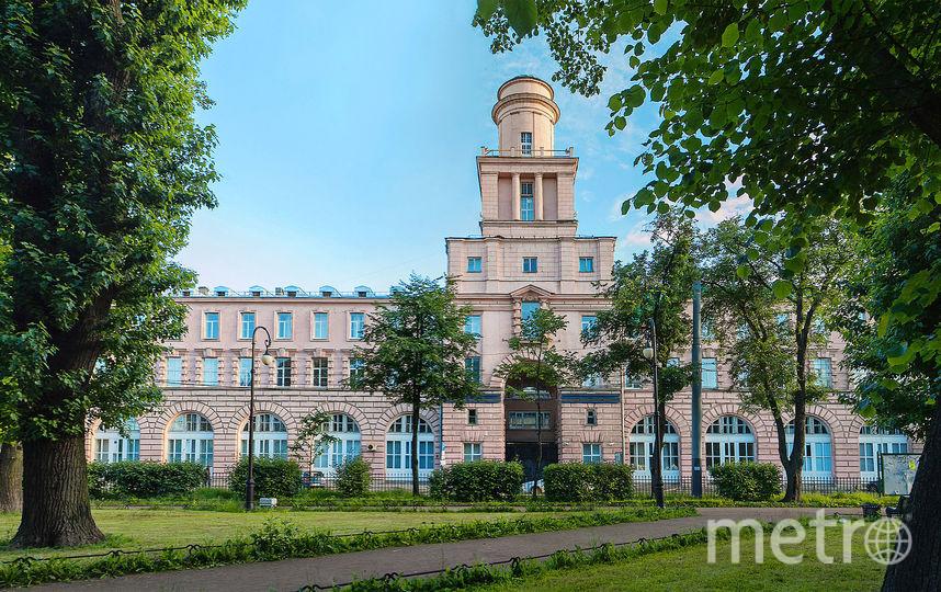 Главный корпус Университета ИТМО на Кронверкском проспекте, 49. 2015 год. Фото Wikipedia/ ITMO University