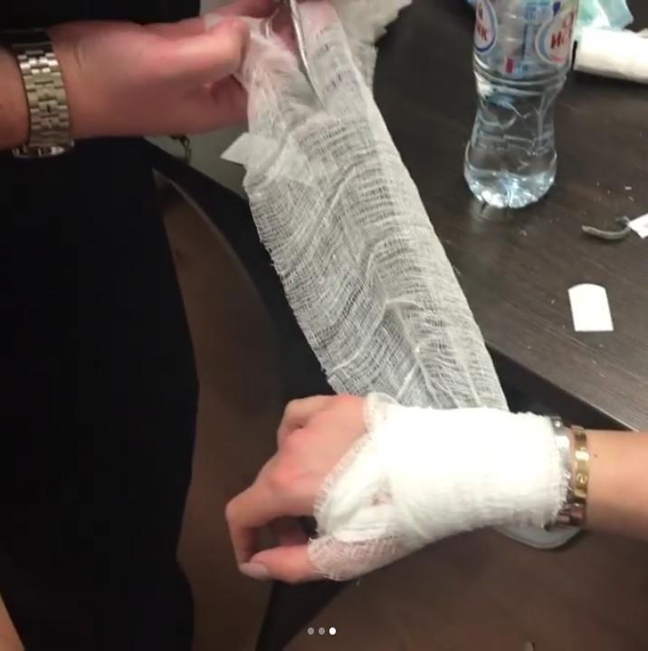 Новый клип Ольги Бузовой Мало половин появился в Сети. Фото Скриншот/Instagram: buzova86