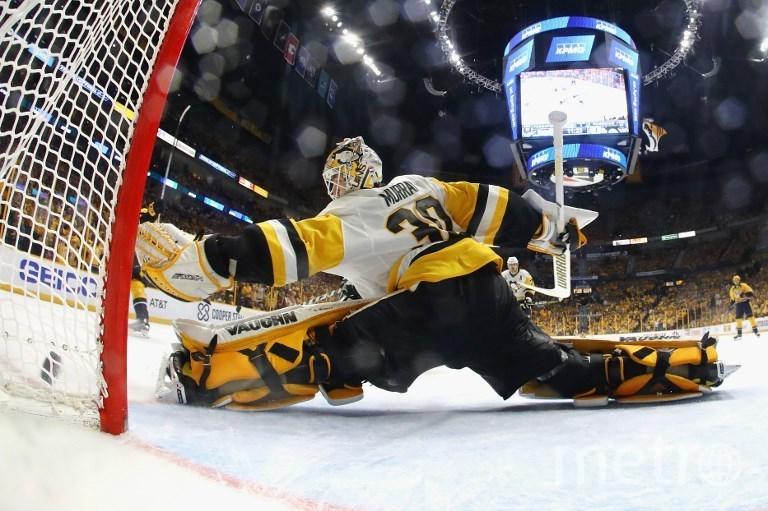 """Матч """"Нэшвилл"""" – """"Пингвинз"""". Фото AFP"""