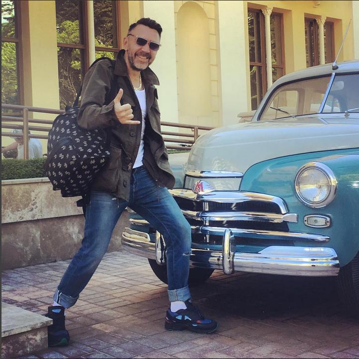 Шнурову присвоили новый статус. Фото Скриншот Instagram/shnurovs