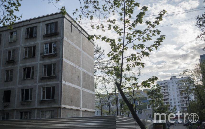 Хрущёвки. Фото РИА Новости