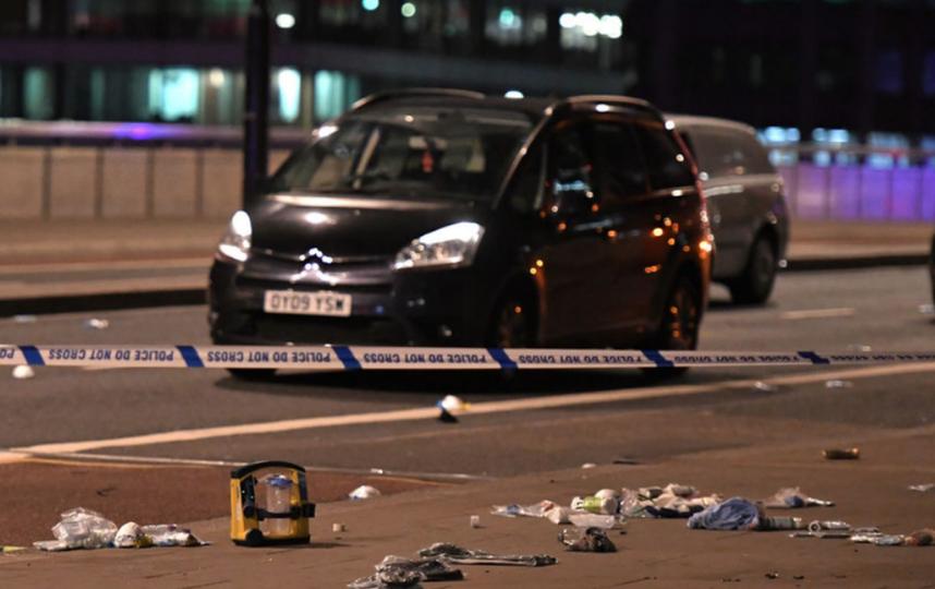 В Лондоне освобождены 12 подозреваемых по делу о теракте. Фото AFP
