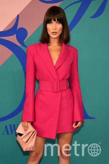 CFDA Fashion Awards-2017. Белла Хадид. Фото Getty