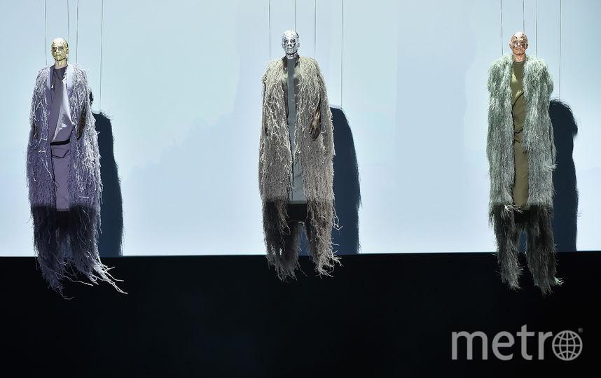 "Шоу на CFDA Fashion Awards-2017 не уступает ""Оскару"". Фото Getty"