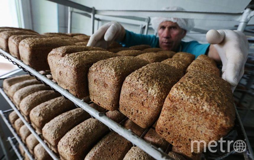 Хлеб. Фото Getty