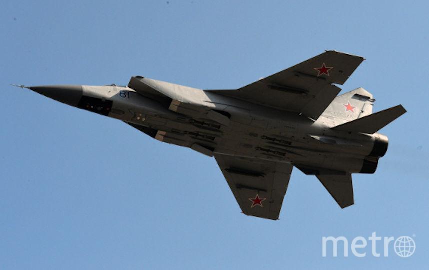 Истребитель МиГ-31. Фото РИА Новости