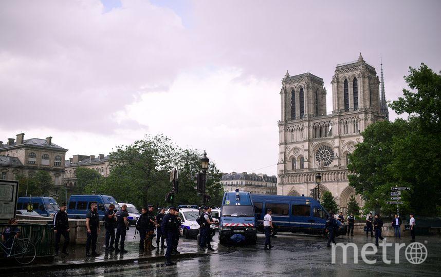 Cобор Парижской Богоматери. Фото AFP