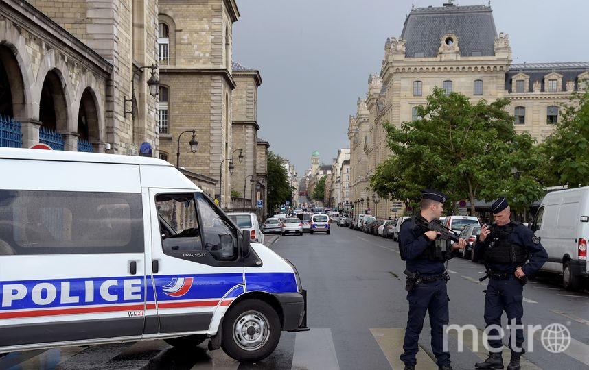 Центр Парижа. Фото AFP