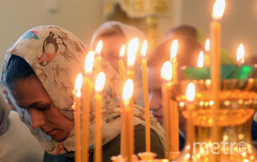 Верующие россияне (архивное фото). Фото РИА Новости