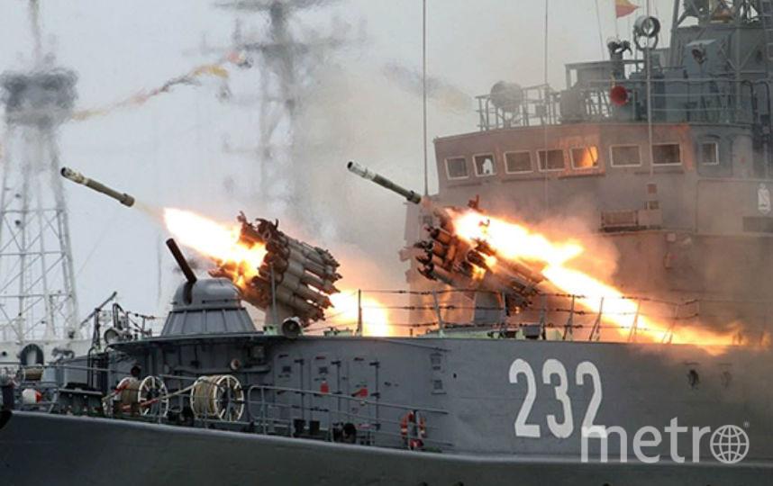 Архивное фото. Фото Министерство обороны РФ mil.ru