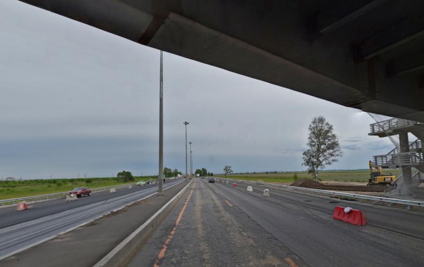 НаМосковском шоссе начинается масштабный ремонт