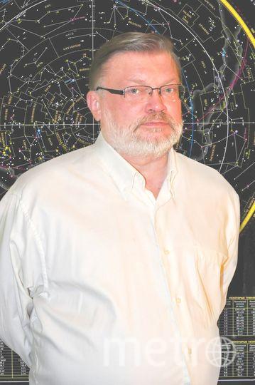 Михаил Чистяков.