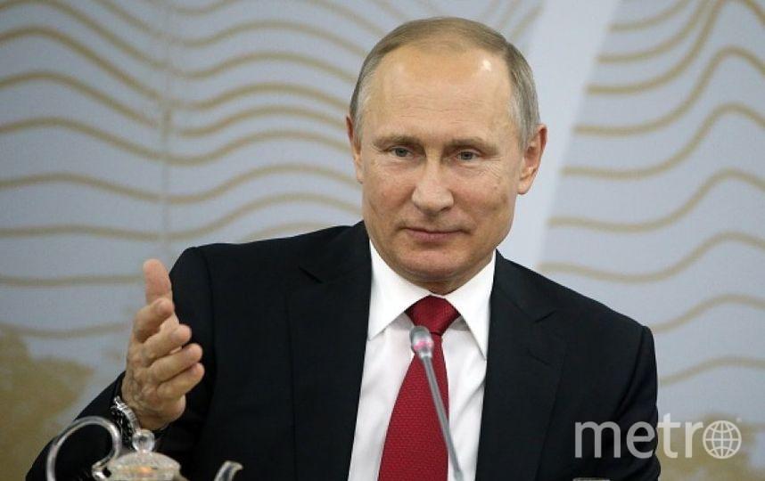 ВКремле снетерпением ожидают выхода фильма Стоуна «Интервью сПутиным»