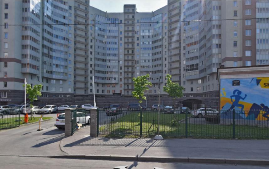 Трагедия произошла в доме №90 по Малому проспекту В.О. Фото яндекс.карты