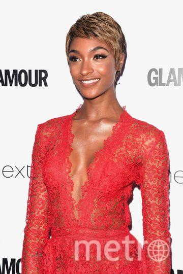 В Лондоне 6 июня вручали премию Glamour Women Of The Year-2017. Джордан Данн. Фото Getty