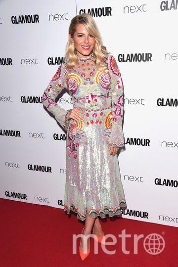 В Лондоне 6 июня вручали премию Glamour Women Of The Year-2017. Молли Кинг. Фото Getty