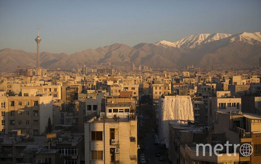 Тегеран. Фото Getty