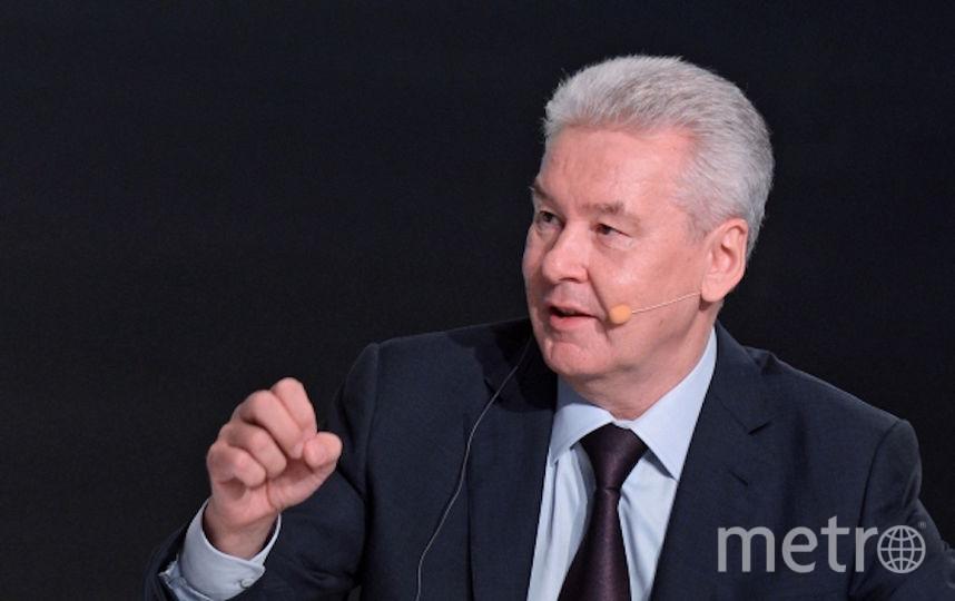 Мэр столицы отвечает навопросы пользователей «ВКонтакте». Видеотрансляция
