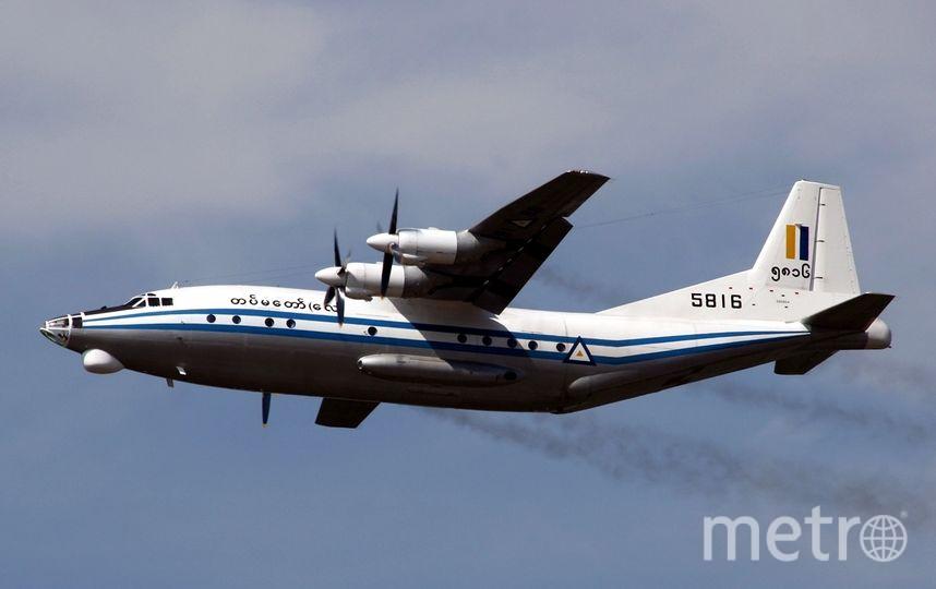 Shaanxi Y-8. Фото Wikipedia