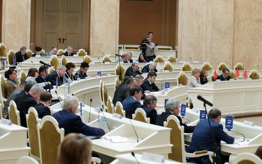 У вице-губернаторов расширятся полномочия. Фото assembly.spb.ru