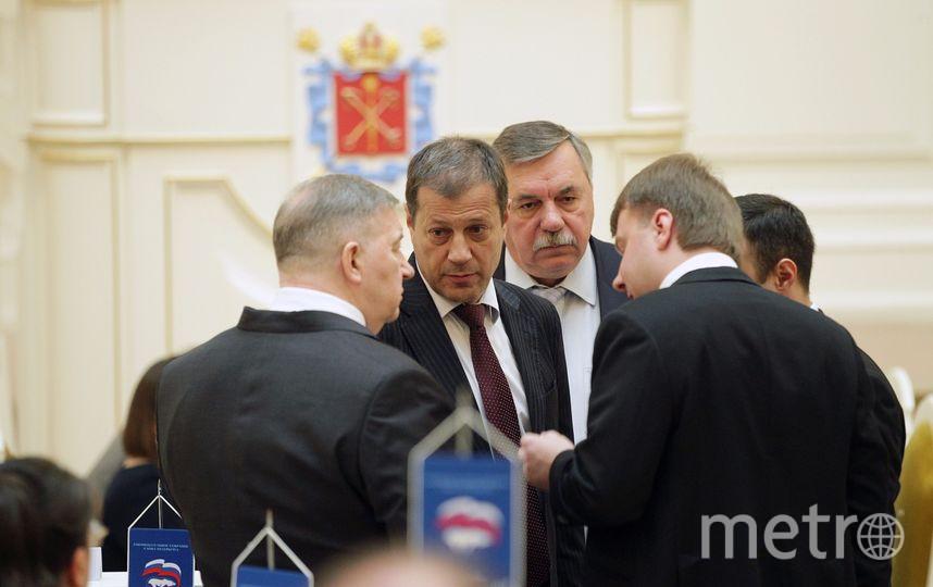 Депутаты ЗакСа отклонили максимум поправок в генплан Петербурга. Фото assembly.spb.ru