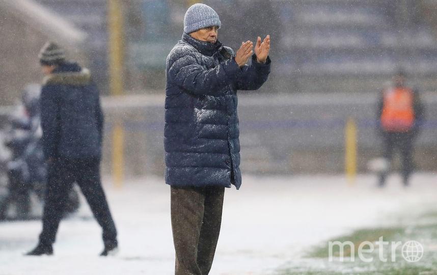 """Бывший главный тренер """"Зенита"""" Мирча Луческу. Фото Getty"""