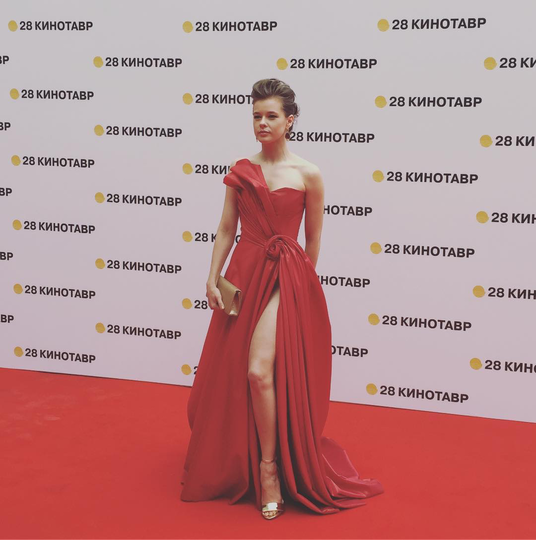 "Катерина Шпица. Фото ""Инстаграм""."