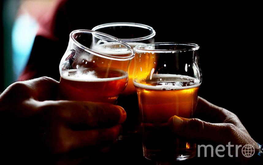 Пиво. Фото Getty