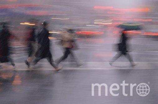 На Петербург надвигаются дожди. Фото Getty