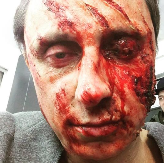 Вадим Галыгин. Фото Instagram Вадима Галыгина