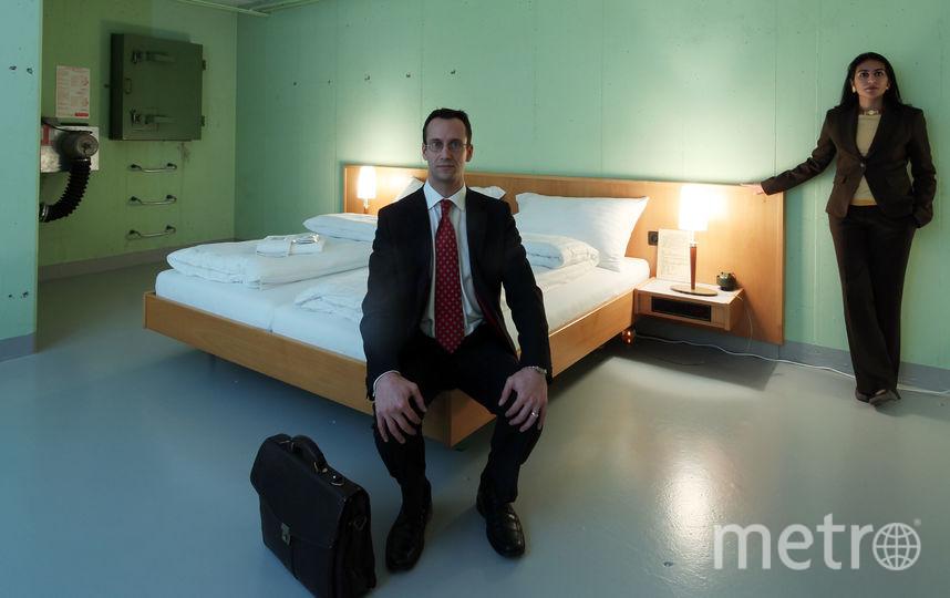 """Отели """"без звезд"""" в Швейцарии уже появлялись в 2009 и в 2008 годах. Фото Getty"""